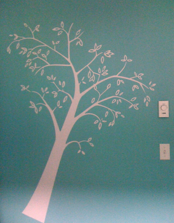 Crooked tree lesson for newparents